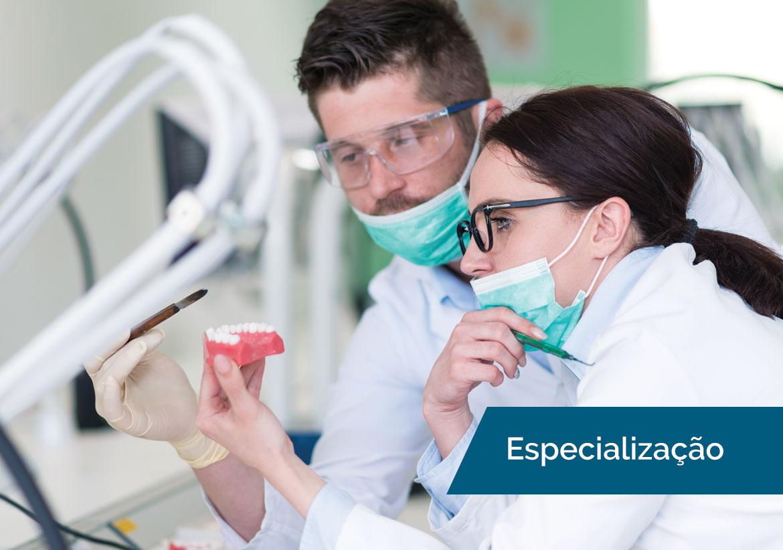 Dupla Especialização em Patologia da ATM, DTM e Dor Orofacial